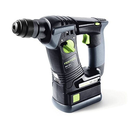 FESTOOL BHC 18 - MARTILLO ROTATORIO (FOSFATO DE HIERRO-LITIO (LIFEPO4)  AZUL)