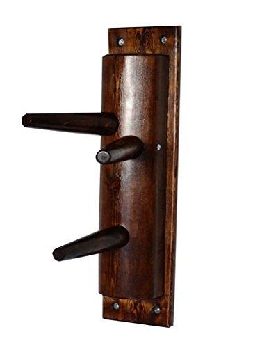 Wing Chun semicircular wooden dummy without leg