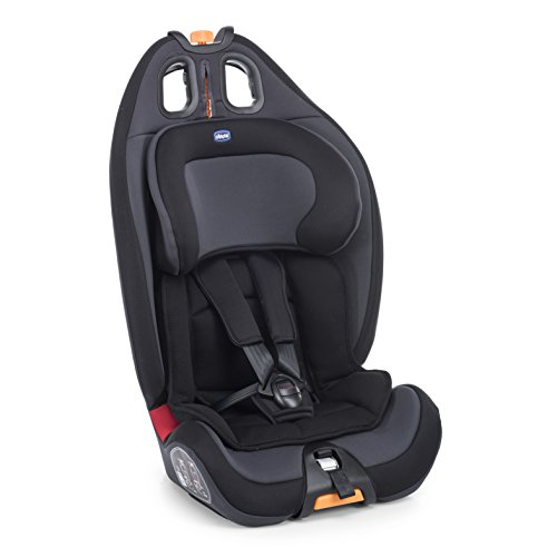 Chicco Gro-Up 123 Siège Auto Black Night