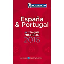 MICHELIN Espagna & Portugal 2016: Hotels & Restaurants (MICHELIN Hotelführer)