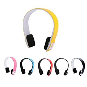douself 2.4G Wireless Bluetooth V3.0 + EDR Headset Headphone with Mic for iPhone iPad Smartphone Tablet PC