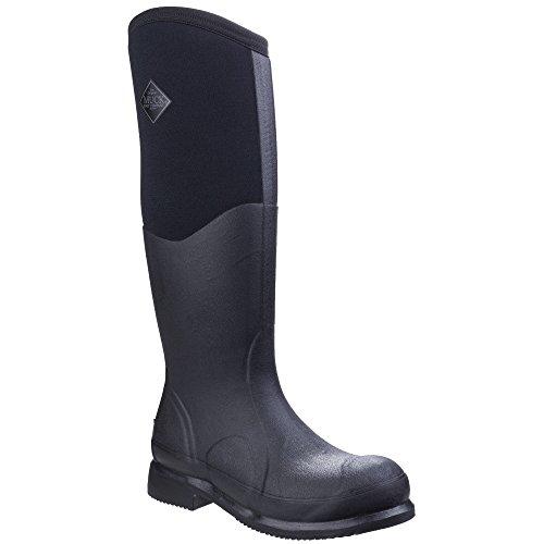 Sicurezza In Stivali Nero Muck Ryder Gomma Di Puledro Stivali Donna Nero Di gIBzaxqw