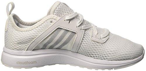 adidas Damen Durama W Laufschuhe Bianco ( Ftwbla/Plamat/Balcri)