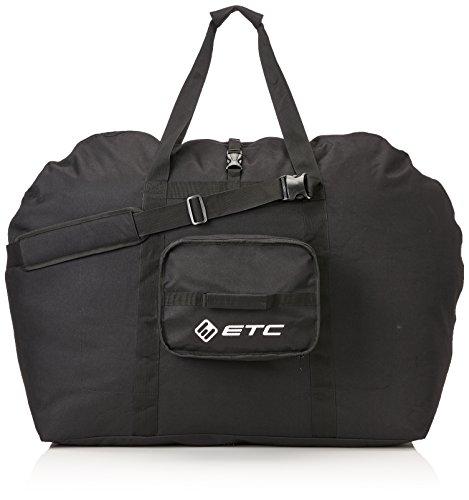 af7101169c ETC Bag Folding Bike UP TO 20 Inch Wheel Bolsa, Unisex, Negro