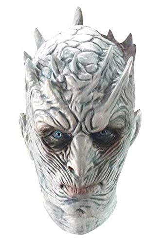 tianxinxishop Mascara de Vampiro Fantasma de Halloween Mascara de Cosplay de Rey General Disfraz de Cosplay de TV Series