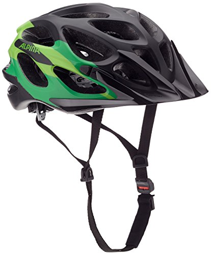 Alpina Radhelm Mythos 2.0 LE, Black/Green, 52-57, 9671135
