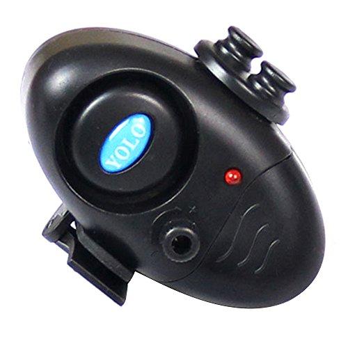 Gosear LED Pesca Bite Fish Bait Alarma carpa gruesa Bite Pesca dispositivos de alarma Señal Pesca