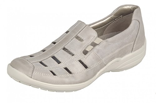 Remonte, Damen-Slipper, R7601 Grey