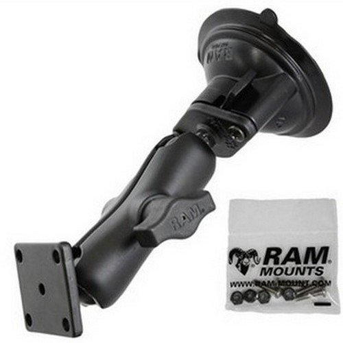 Ram Mounts RAM Suction Mount for Garmin GPSMAP 600, RAM-B-166-G4 (GPSMAP 600) Gpsmap Mount