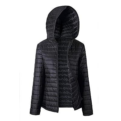 Theshy Damen Winterjacke Wintermantel Lange Daunenjacke Jacke Outwear Frauen Winter Warm Daunenmantel Steppjacke Mantel Oberbekleidung Ultraleichte Daunenjacke
