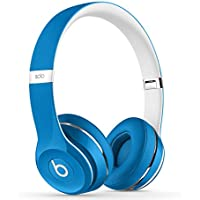 Beats by Dr. Dre Solo2 Casque Audio supra-auriculaires - Edition Luxe - Bleu