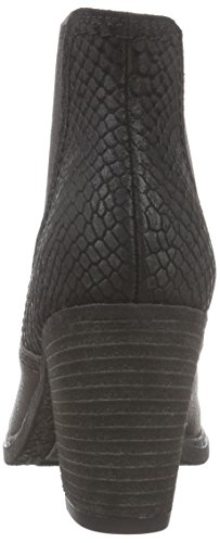 Marco Tozzi Premio 25036 Damen Kurzschaft Stiefel Grau (Grey Antic Com 202)