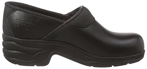 Sanita Clog Closed-ob, Zoccoli Unisex – Adulto Nero (Schwarz (Black 2))