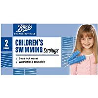 Boots Childrens Swimming Earplugs (2 Pairs with Carry Case) preisvergleich bei billige-tabletten.eu