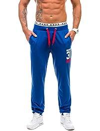 BOLF – Pantalons de sport – Jogging pantalons – STREET STAR 1045 – Homme