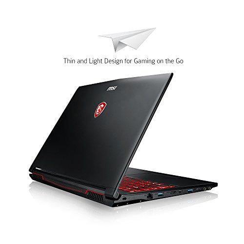 MSI GL62M-7RDX Laptop (Windows 10 Home, 8GB RAM, 128GB HDD) Black Price in India