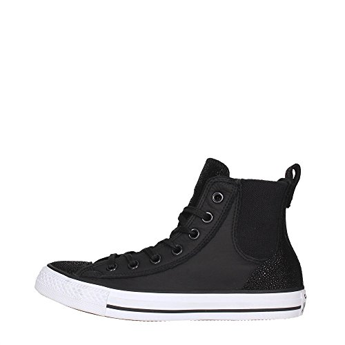 CONVERSE 555170C ALL STAR HI SNEAKERS Femme Black
