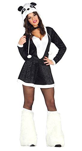 Sexy Panda Karneval Motto Party Kostüm für Damen -