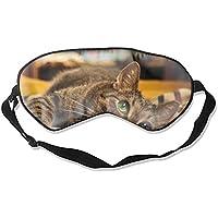 Augenmaske aus Seide, bequem, für Tiere, Katzen preisvergleich bei billige-tabletten.eu