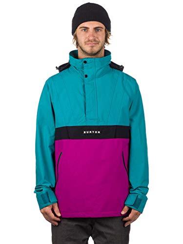 Burton Herren Snowboard Jacke Retro Anorak (Snowboard Jacke Herren Burton)