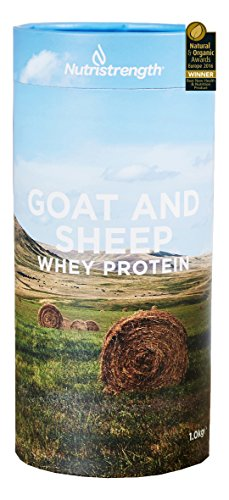 Nutristrength Goat and Sheep Whey Protein (Protein Schafe)