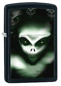Zippo alien de Roswell