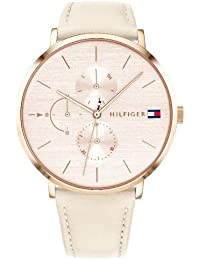 Tommy Hilfiger Analog Pink Dial Women's Watch - TH1781948