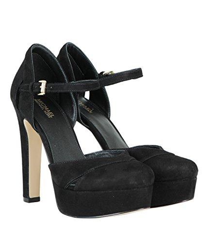 MICHAEL KORS sandales chaussures à talon et plateforme 40T7WNHS2S WINONA BLACK Nero