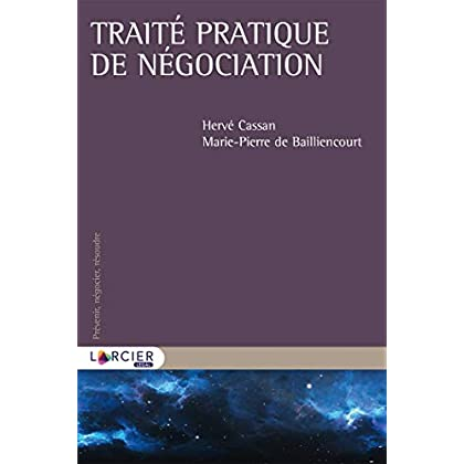 Traité pratique de négociation