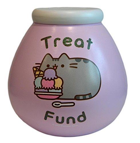 Pot of Dreams Céramique pot d'argent - Pusheen cadeau Fonds