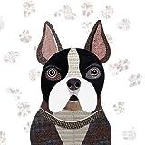 Fine Art Print–Französische Bulldogge von Art Gruppe, 22 x 22
