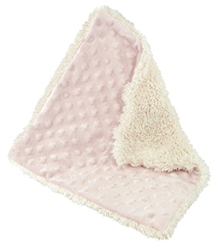 stephan-baby-reversible-bumpy-plush-shaggy-sherpa-security-blanket-pink-by-stephan-baby