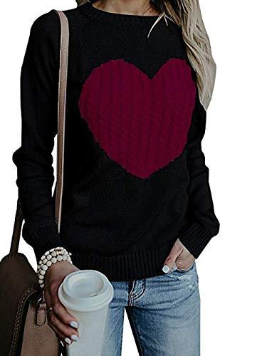Sudadera Mujer Básica Knit Love Suéter