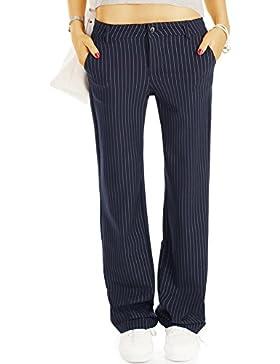 bestyledberlin - Pantalón - Pantalones Boot Cut - para mujer
