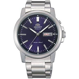 Orient Reloj Analógico para Hombre de Automático con Correa en Acero Inoxidable FEM7J004D9