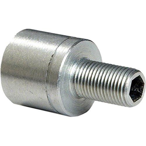 burley-hitch-adapter-qr-accessoire-de-remorque-velo-argent