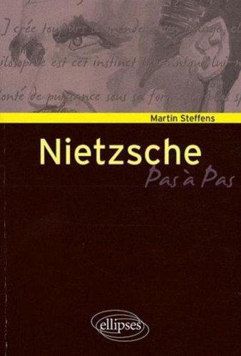 Nietzsche pas à pas
