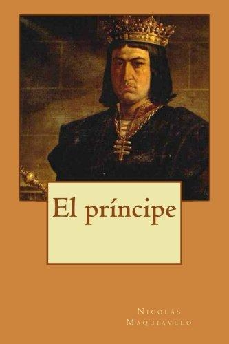 El príncipe por Nicolás Maquiavelo