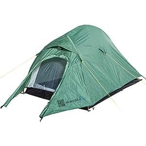 SKANDIKA Banff Trek Tente de Trekking pour 2 Personnes Mixte Adulte, Olive, 1,8 kg