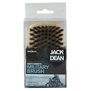Jack Dean Gentlemen's Military Hair Brush