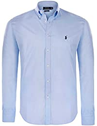 "Polo Ralph Lauren- Chemise pour Hommes - ""Small Poney"" - type Business - Manches Longues"