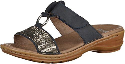 Ara 12-37234 Hawaii donna clogs & mules Blu