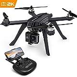 Potensic Drone Brushless GPS WiFi 5G con VideoCamera 2K FPV RC 130° Grandangolare Drone...
