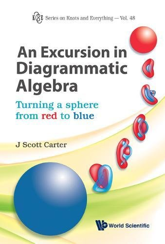 An Excursion in Diagrammatic Algebra: Turning a Sphere from Red to Blue (Series on Knots and Everything, Band 48) -