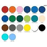 Vinilo Adhesivo Mate 25 cm ancho varios colores (Azul Royal)