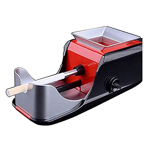 Zigaretten Injektor Maschinen,Automatische Elektrischer Walzmaschine Tabak Rollen,Zigaretten Fertiger,Kunststoff + Metall,Rot