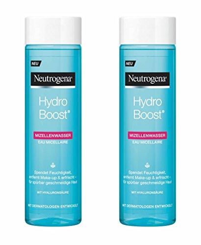 Neutrogena Hydro Boost Mizellenwasser, 2er Pack (2 x 200 ml)