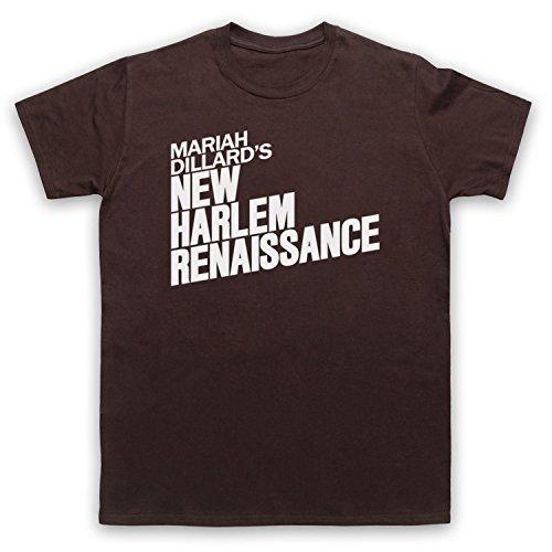 luke-cage-mariah-dillards-new-harlem-renaissance-t-shirt-des-hommes-marron-large