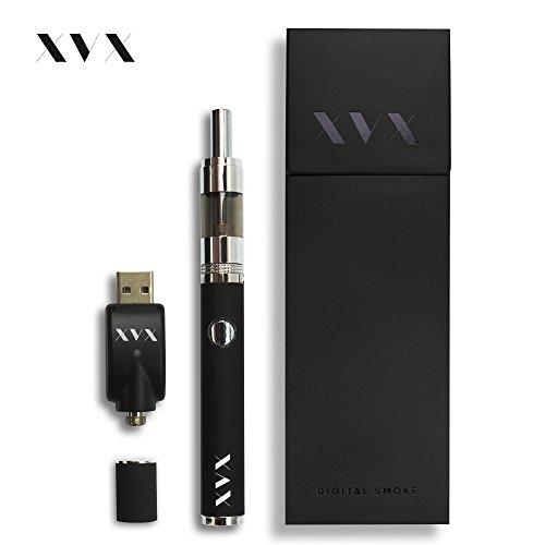 XVX Magnet \ Elektronische Zigarette \ Elektronische Shisha \ Doppelspuliger Pro Tank \ Magnetischer Verschluss \ 650mAh Akku \ Neu Für 2016 \ Digitaler Rauch\ Nikotinfrei - Registrieren Abdeckung