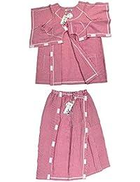 IPOTCH 1x Traje de algodón para pacientes suave Cómodo Camisa Pantalones